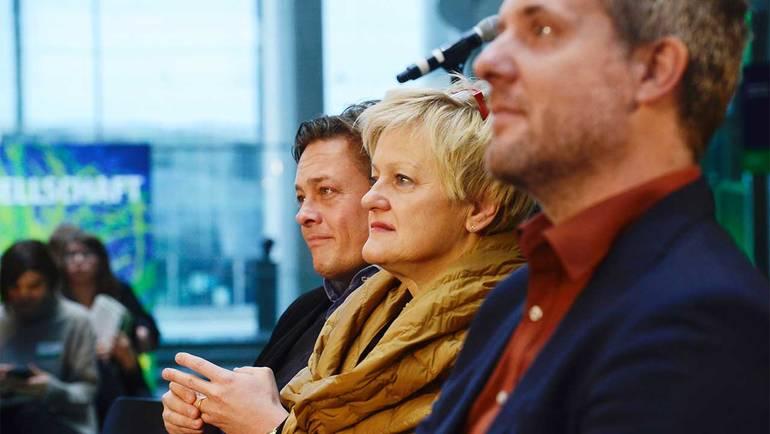 Netzpolitischer Kongress 2016, Bundestag, Digitalisierung, Dieter Janecek