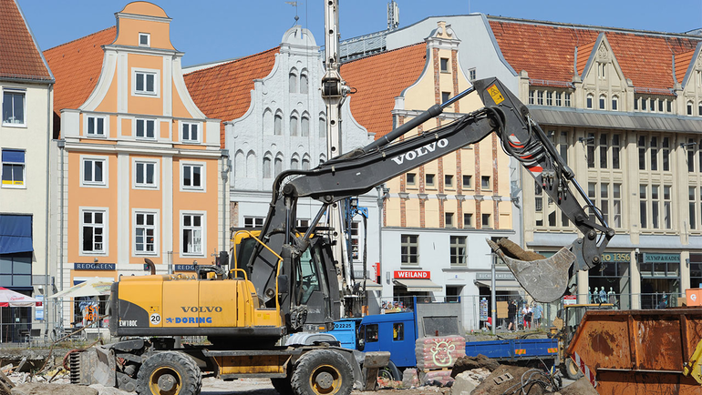 Allein Von 2008 Bis 2016 Sind Die Preise Für Bauland In Deutschland Um 35  Prozent Gestiegen. Das Offenbart Nun Die Antwort Der Bundesregierung Auf  Unsere ...