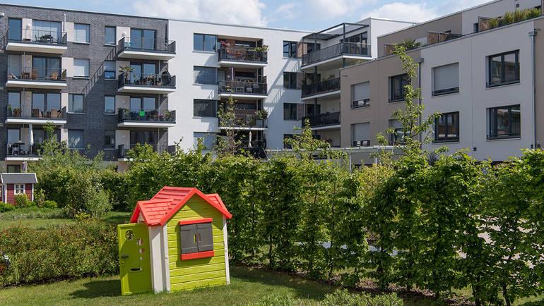 Eine Million Zusätzliche Wohnungen Zu Günstigen Mieten Möglich